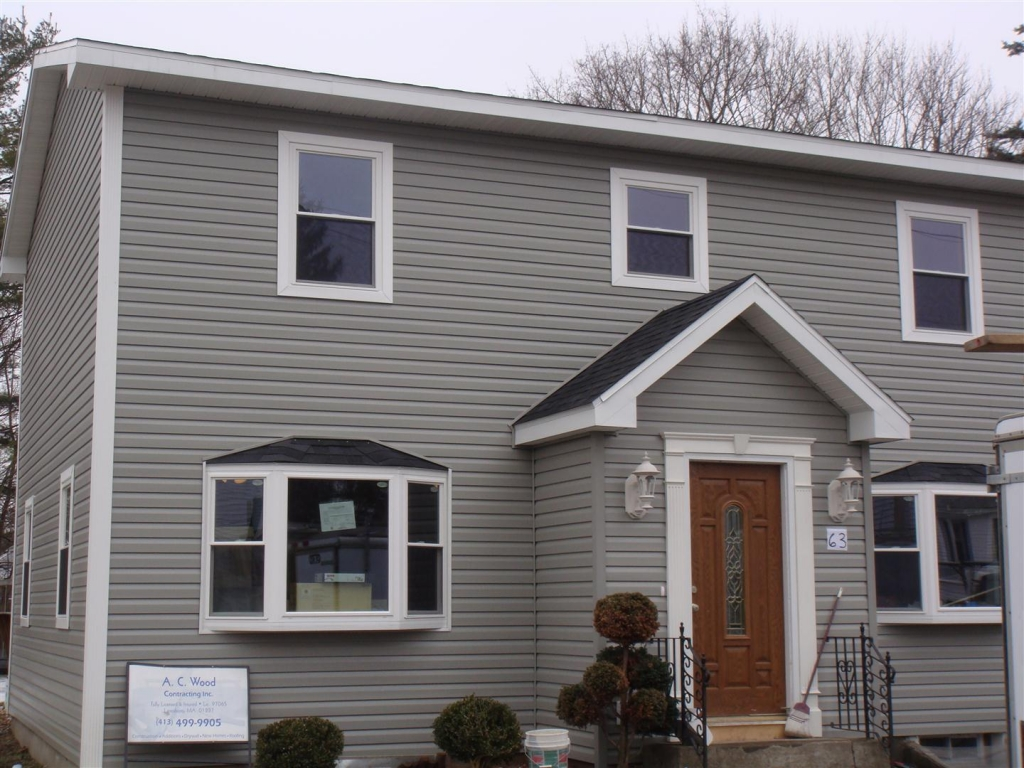 Siding Installation Ac Wood Berkshire Country Contracting